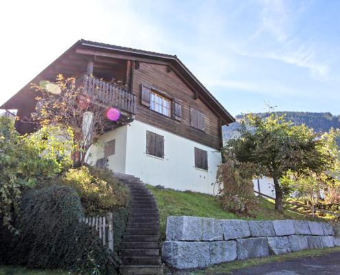 Ferienhaus am Pizol