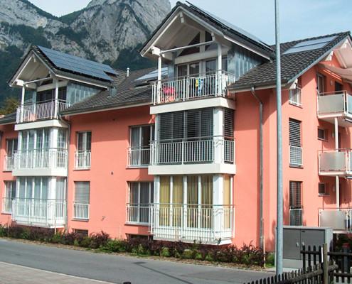 Mehrfamilienhaus Rafflerweg | Mels