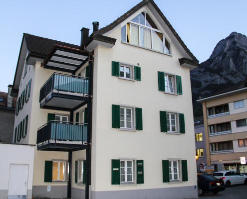 Mehrfamileinhaus Kirchstrasse | Mels