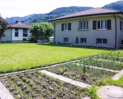 Mehrfamilienhaus Scadons | Bad Ragaz