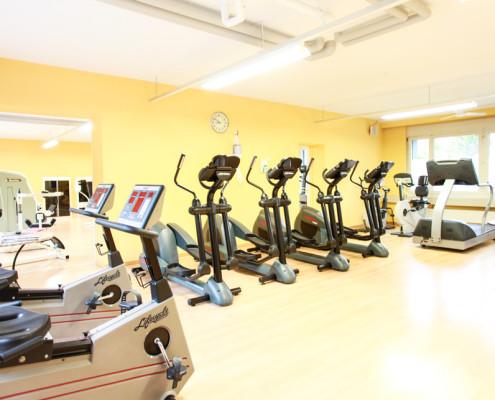 Fitnesscenter | Mels