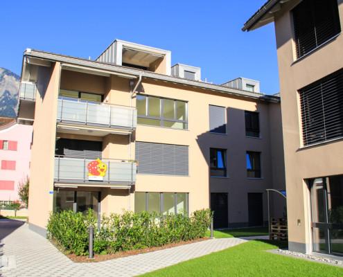 Mehrfamilienhaus Mühlebündte | Maienfeld